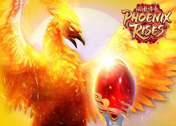 รีวิวสล็อต Phoenix Rises
